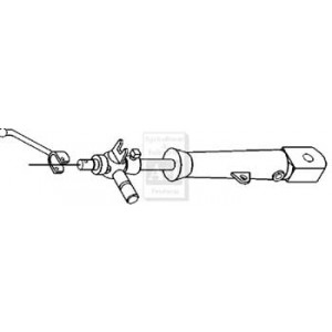 International Harvester 406685R1 Lower Pull Arm Front Pin ; Free Shipping !!